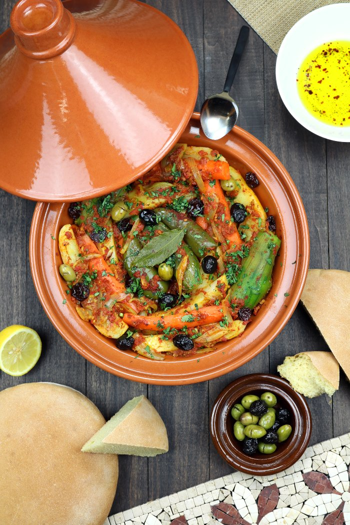 how to make a large tagine