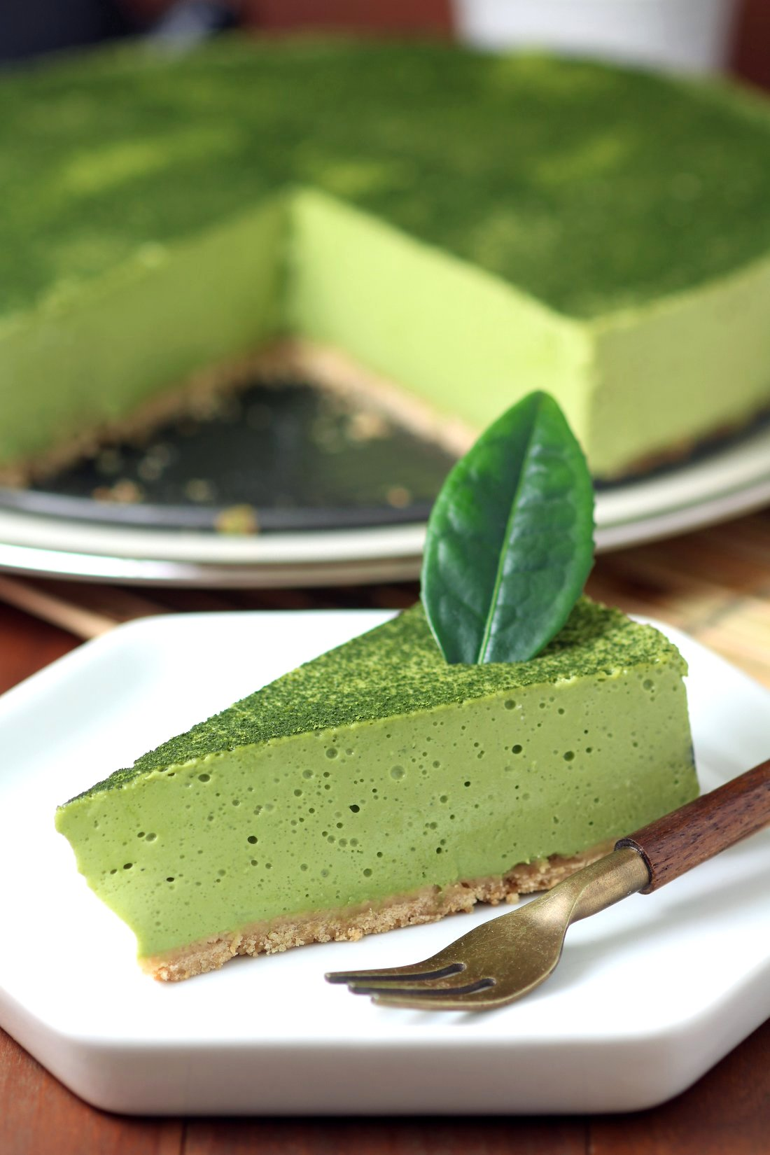 Japanese Mousse Cake Recipe