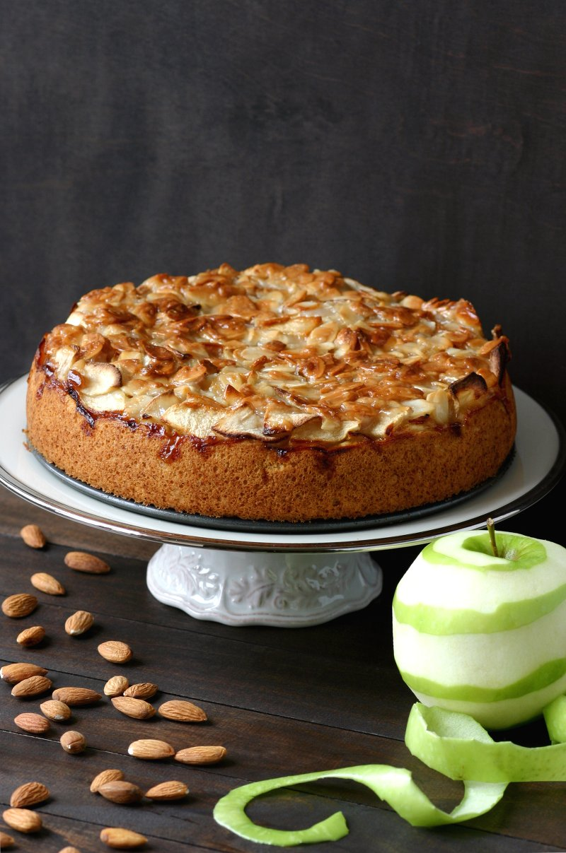 german apple cake german apple cake lands amp flavors 4476